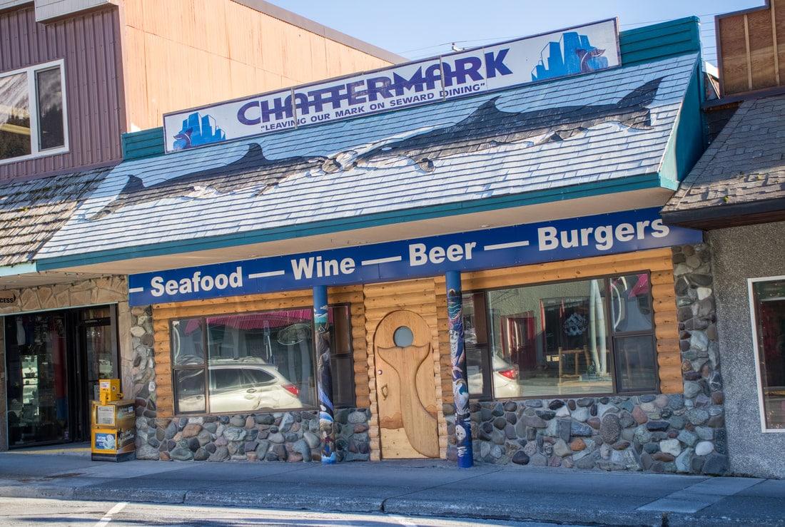 our 6 Seward restaurants