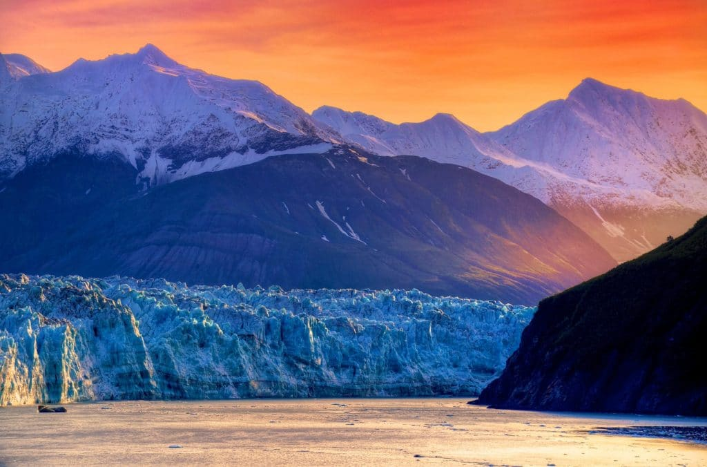 Glacier Dog Sledding Tours Near Seward Alaska