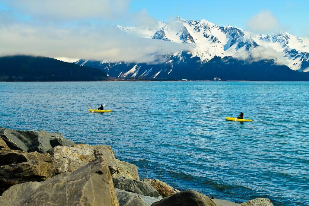 Plan your Adventures to Seward AK